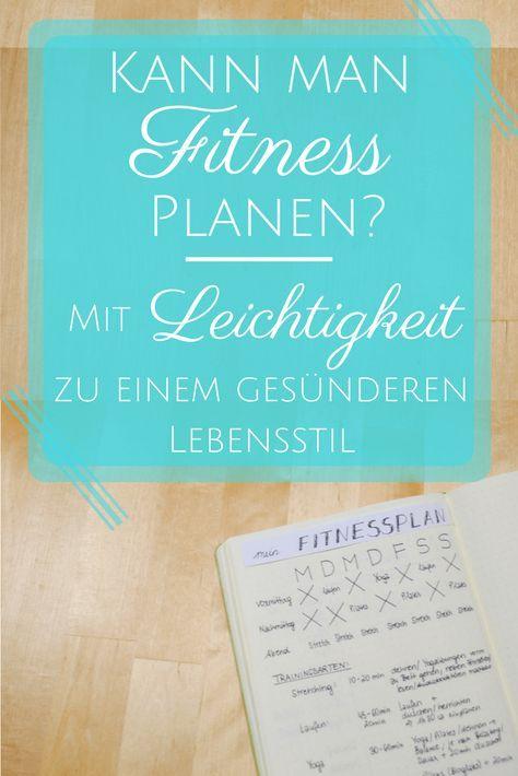 Kann man Fitness planen