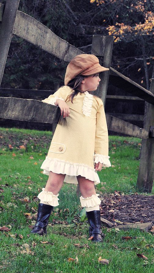 Girls Prim Cream Ruffle Legwarmers by LemonDaisyBoutique on Etsy, $12.00