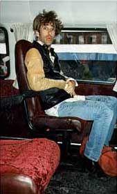 The last living photos of Hillel Slovak.