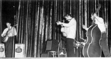 December 8, 1955 - Elvis Performed At The  - Rialto Theater - Louisville, KY
