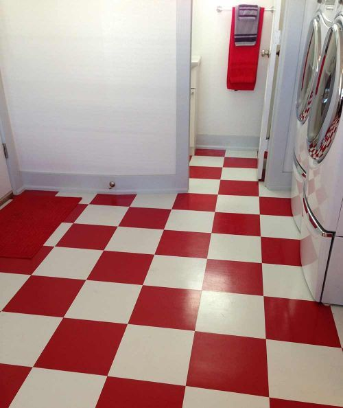 Best Flooring For Basement Laundry Room Kitchen Paint: 67 Best VCT Images On Pinterest