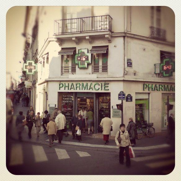 city pharma 26 rue four 75006 paris france pinterest paris city pharmacy and france. Black Bedroom Furniture Sets. Home Design Ideas