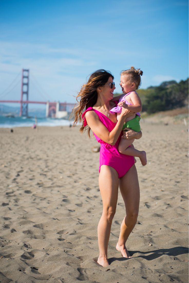 Kortni Jean Swimwear | modest swimwear | fashionable swimwear | swimwear for busy moms | modest bathing suits | fashionable bathing suits | bathing suits for busy moms || The Girl in the Yellow Dress