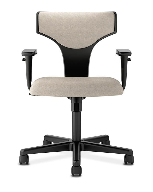 Our New HVL258 Task Chair From Basyx By HON Collection Learn More At
