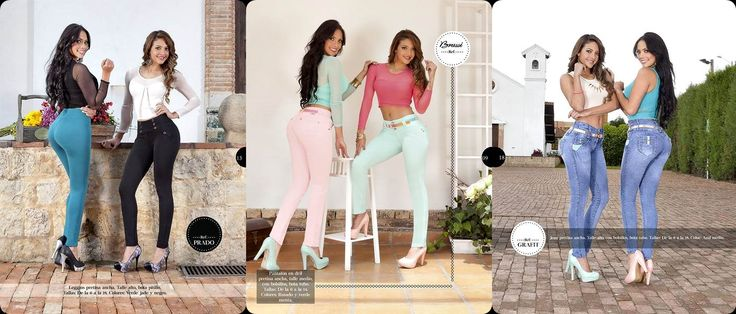 Catálogos de Ropa - Jeans