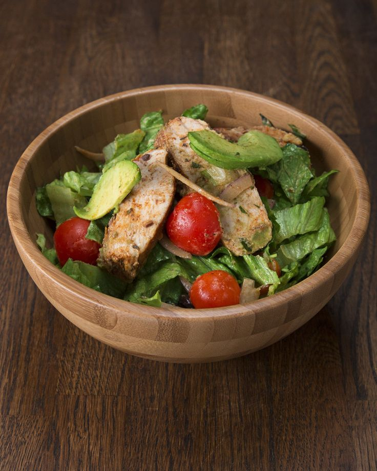 This Spicy Chicken Salad Will Take Care Of Dinner Tonight