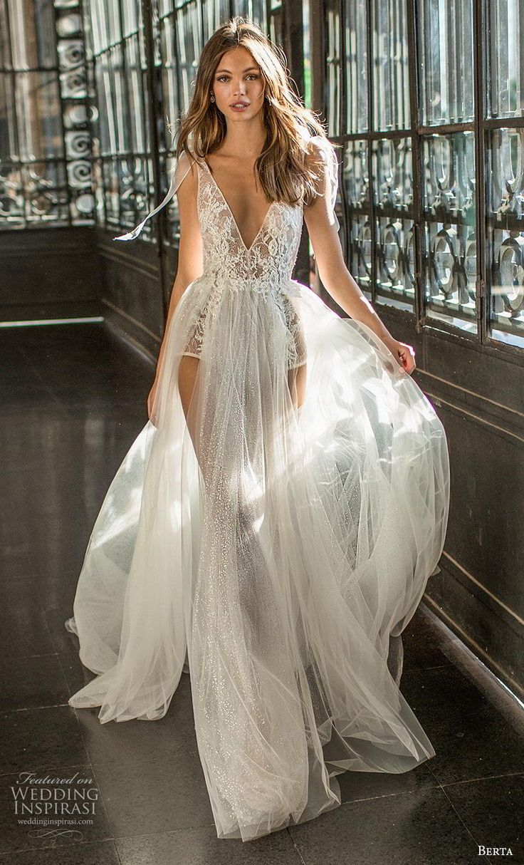 "MUSE by Berta 2019 ""Barcelona"" Wedding Dresses – Pat LaBuick"