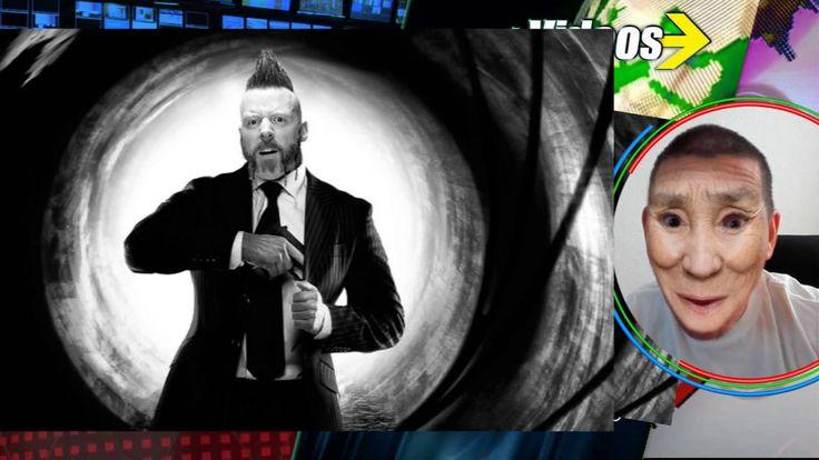 Sheamus, luchador de WWE, será el próximo James Bond, el Agente 007