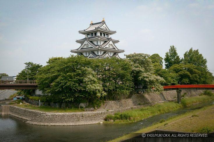 墨俣城 Sunomata castle
