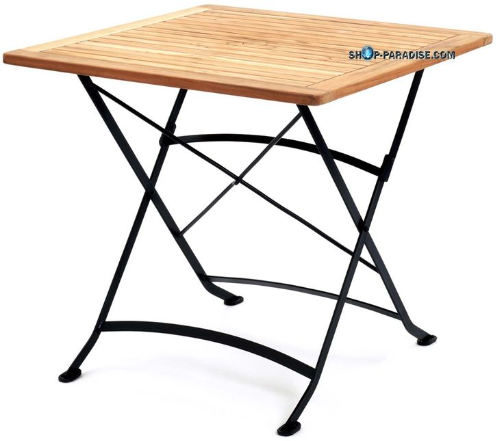 SHOP-PARADISE.COM:  Складной стол из тикового дерева Apatura 214,99 €