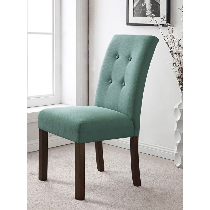 140 2 This Versatile Aqua Chair Is Stunning At The Dining Table Or Used As