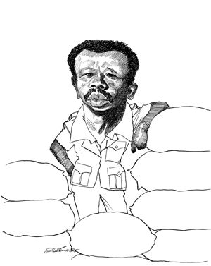 Mengistu Haile-Mariam