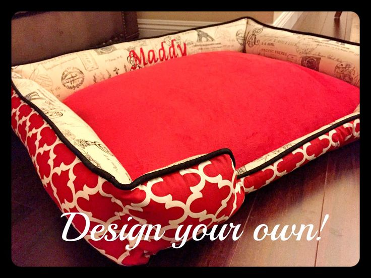 French Inspired Dog Beds |  Great Dane Bed | Choose your own fabric | Washable Pet Duvet | Large Pet furniture | Large Dog Bed | Square Bed by SammysSewShop on Etsy https://www.etsy.com/listing/261055613/french-inspired-dog-beds-great-dane-bed