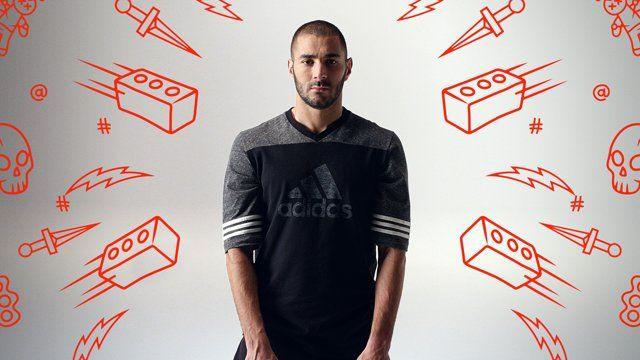 Client: Adidas Agency: Iris Worldwide Director: Ernest Desumbila Production Company: Frenzy Paris Post-production Company: Limon estudios