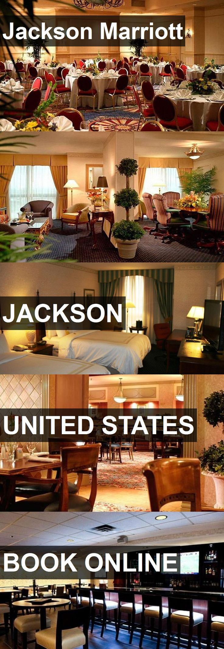 Hotel Jackson Marriott In Jackson, United States. For More Information,  Photos, Reviews