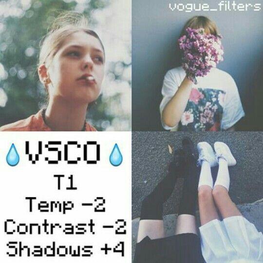 T1 Temperature -2 Contrast -2 Shadows Save +4