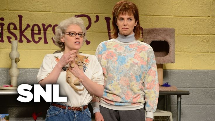 (Charlize Theron & Kate McKinnon) Pet Rescue Commercial - Saturday Night Live
