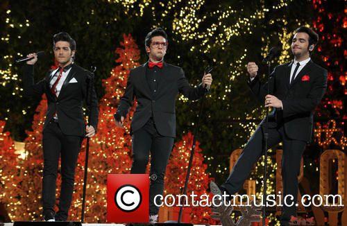 IL VOLO at the Grove, LA Christmas 2013