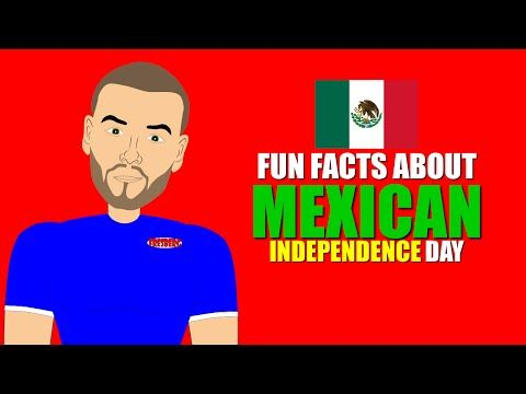 Fun Facts about Mexican Independence Day (Cartoons for Kids) Educational - YouTube - CC Cycle 1, Week 20
