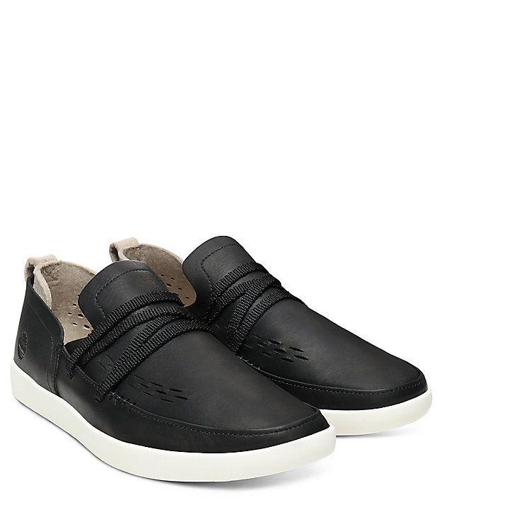 9e0c326cabf Project Better Slip-On Shoe for Men in Black in 2019 | Footwear ...