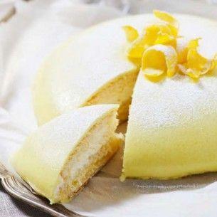 Citrongul princesstårta med lemoncurd ( i flera våningar?)