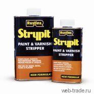 Средство для снятия старой краски и лака (Strypit paint & varnish stripper)
