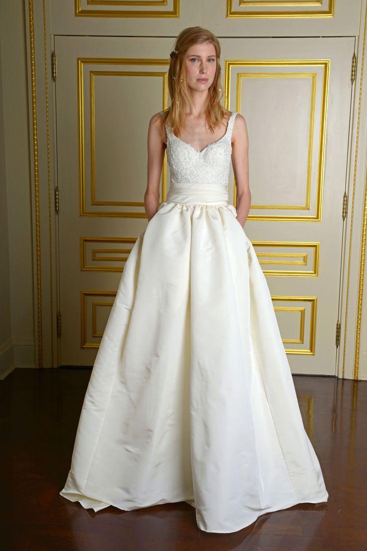 231 best Wedding Gowns images on Pinterest | Wedding frocks, Bridal ...