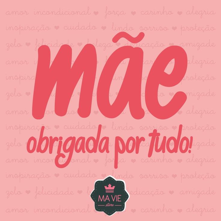 Feliz Dia das Mães! www.maviestore.com