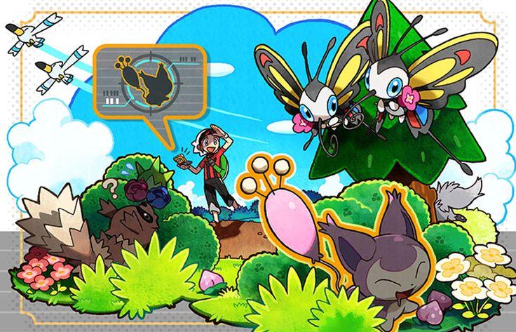 Get Johto, Unova and Sinnoh starters in Pokemon ORAS