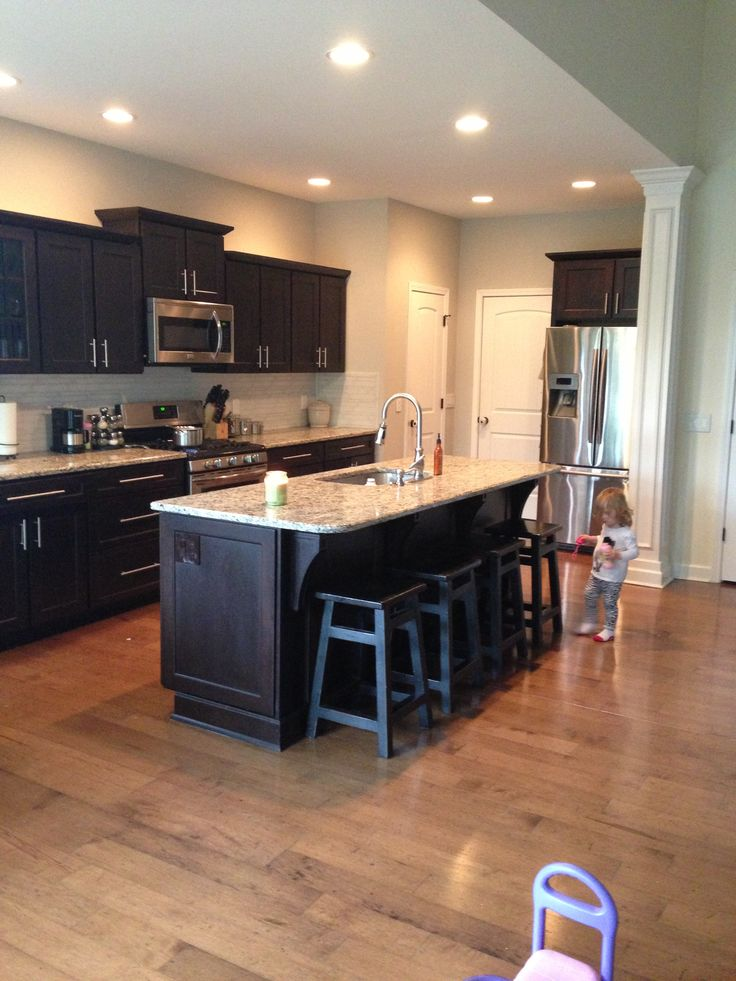 Kitchen Paint Colors With Gray Cabinets
