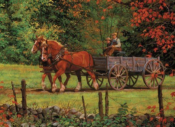 Autumn Ride ~ Chris Cummings