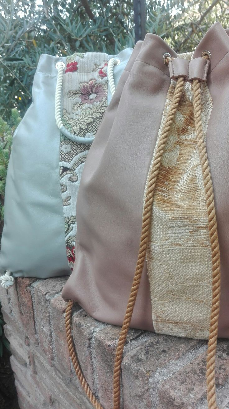 Zaino/borsa doppio uso