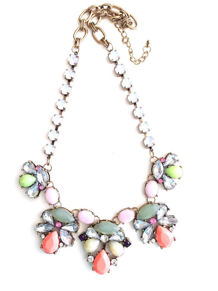 FIONA Necklace --------------------- SHOP :: www.sparklyfix.com