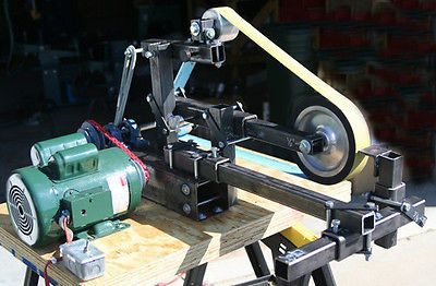No Weld Grinder Detailed Plans to Build Knife Grinder | Home & Garden, Tools, Power Tools | eBay!