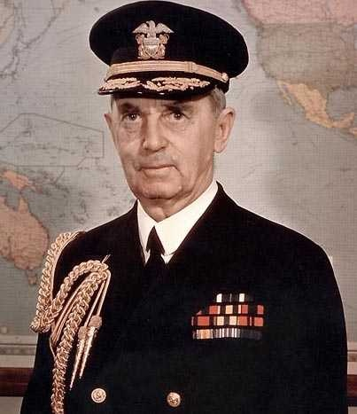 William Leahy ***** Chief of Staff to the Commander-in-Chief