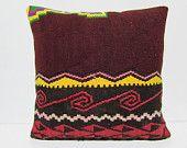 24x24 pillow cover 24x24 large throw pillow large cushion cover 60x60 large floor pillow 24x24 kilim pillow 24x24 kilim pillow sham 29977