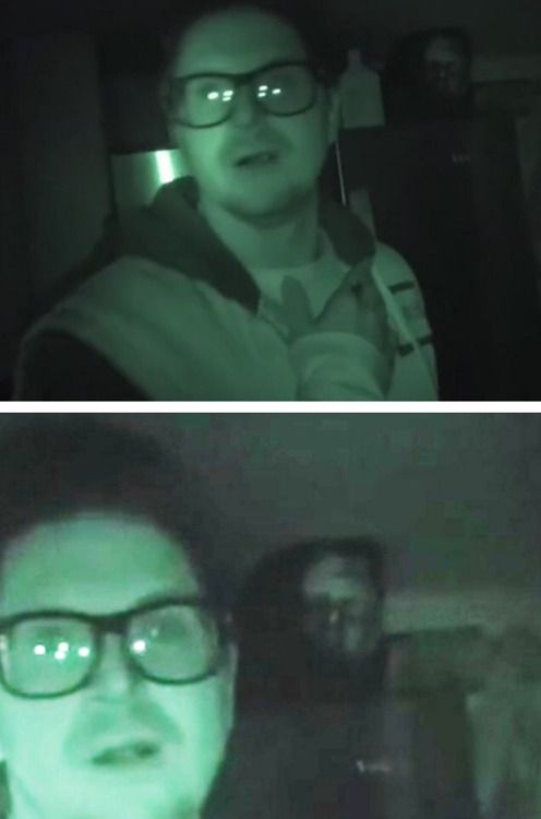 "Did Ghost Adventures capture a ""demon"" on film?– During the crew's 4th investigation of the new season, Bagans missed this crucial piece of evidence. Alerted by fans of this unbelievably creepy face, he later said: ""I can't say if it's a demon, or..."