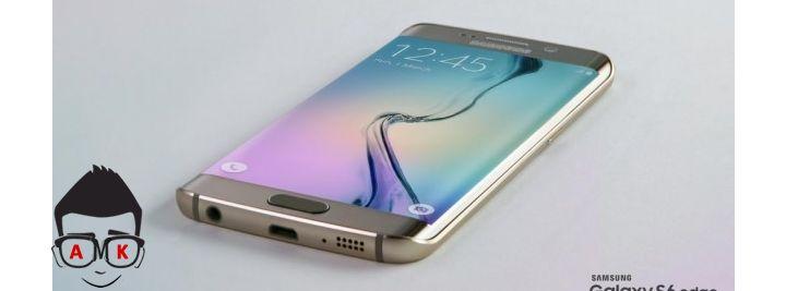 Samsung Galaxy S6  | AmkTekno - Mizahi Teknoloji ve internet Haberleri