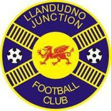 LLANDUDNO JUNCTION FC   -  LLANDUDNO JUNCTION  - conwy county- wales