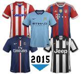 Maillots foot Liga Espagne 2013 2014