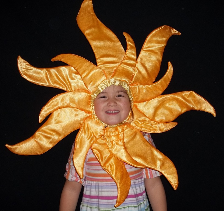 костюм солнца фото