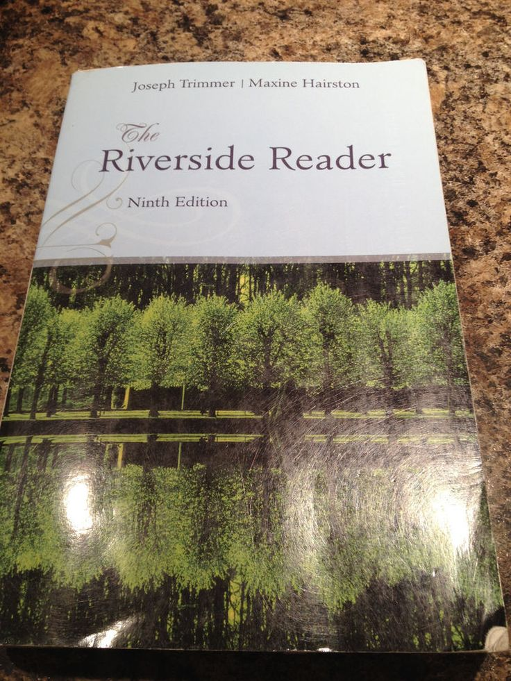 The Riverside Reader 9th Edition