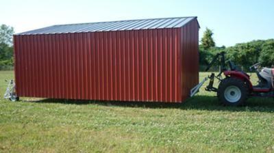 moving livestock shelter