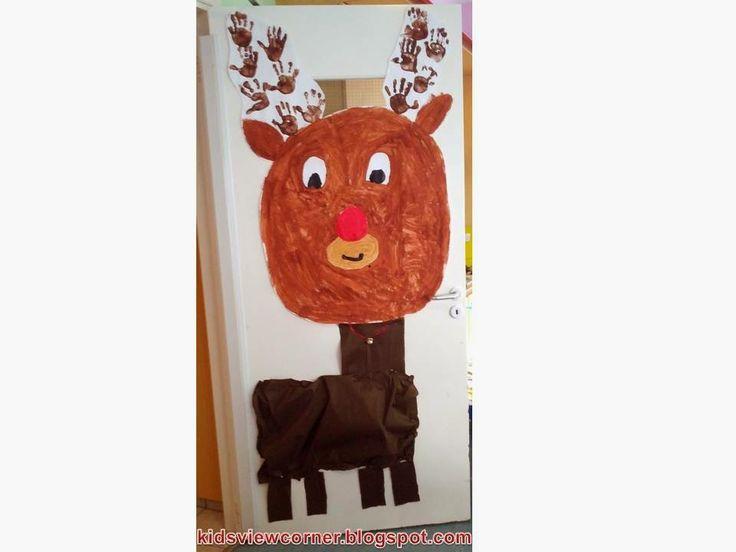 Παιδικές Πινελιές!!!: Χριστουγεννιάτικη διακόσμηση