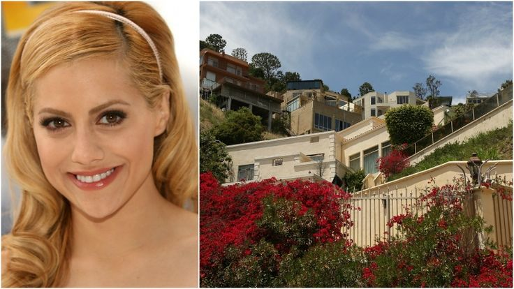 The dark history of Brittany Murphy's house
