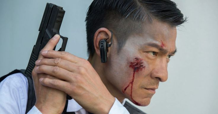 'Firestorm' Clip Featuring Action Icon Andy Lau   EXCLUSIVE -- A crew of seasoned criminals use a storm as the perfect cover during a series of armored car heists in a clip from 'Firestorm'. -- http://www.movieweb.com/firestorm-movie-clip-andy-lau
