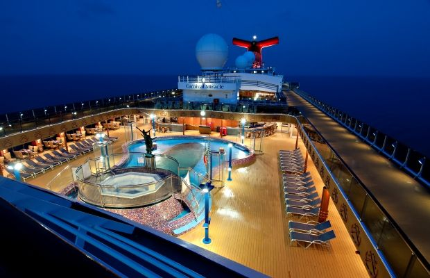 Carnival Miracle Review | U.S. News Best Cruises