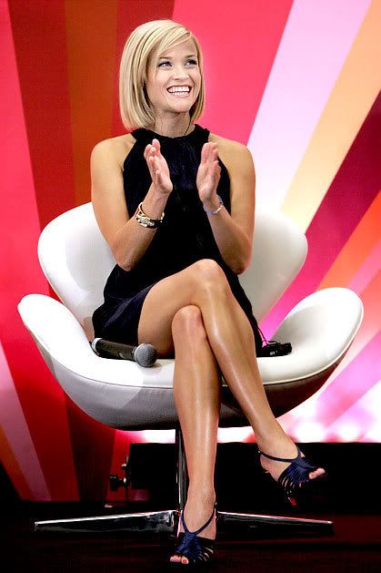 Reese witherspoon and legs on pinterest