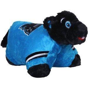 Carolina Panthers NFL Pillow Pet NEW FREE SHIPPING