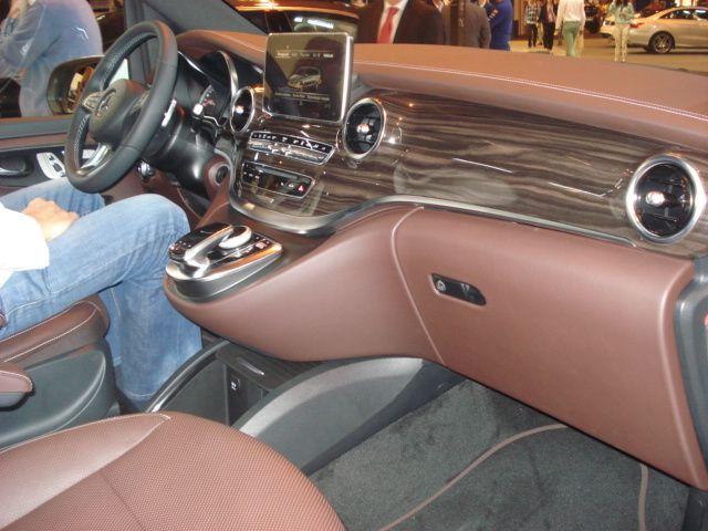 elegancia  y confort en los Mercedes-Benz